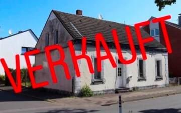 – – – VERKAUFT – – – Grundstück mit Altbestand in zentraler Lage von Bocholt, 46399 Bocholt, Wohngrundstück